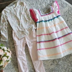 Other - ✏Back to school✏ Size 6 girls lot set of 3!